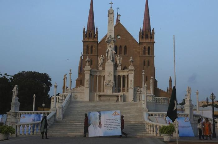 举行国葬的教堂。