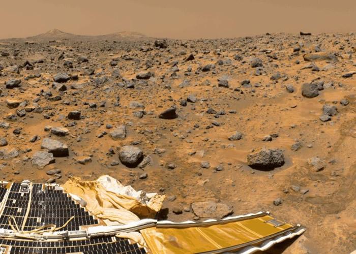 NASA将测试微生物能否在火星生产氧气。