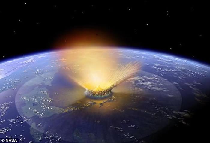 《美国国家科学院院刊》:导致恐龙灭绝的小行星撞击使地球陷入长达18个月的黑暗