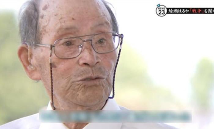 藤本安马在节目中大谈当年的经历。