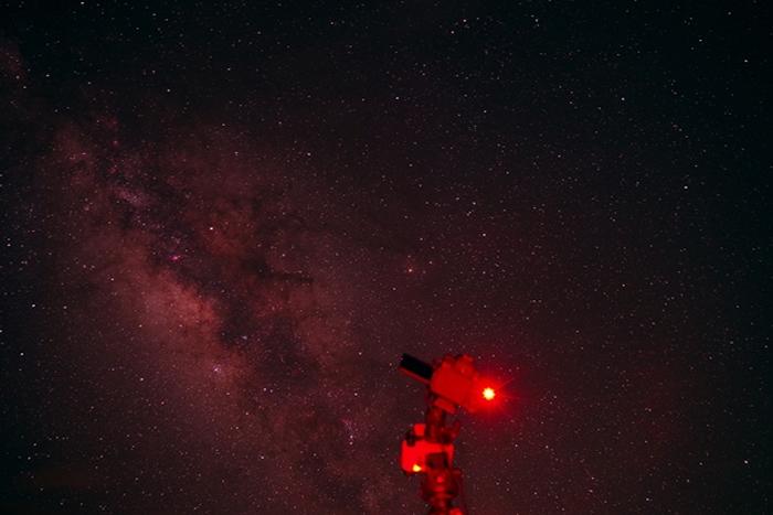 如何使用艾顿iOptron SkyTracker Pro星空云台拍摄银河和流星雨