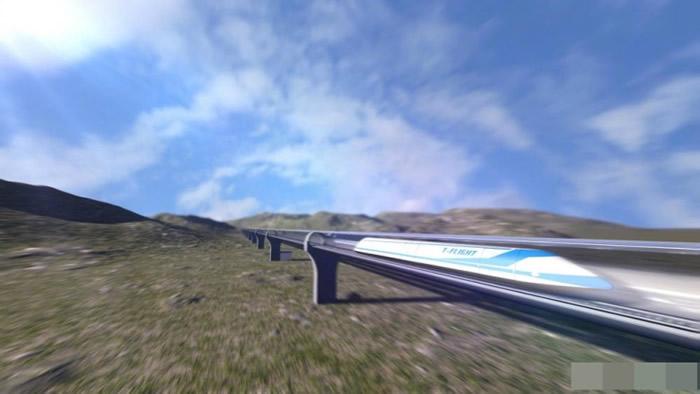 中国将研发最高时速