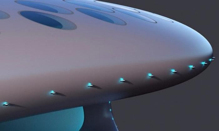 鹦鹉螺100船身涂了多层纳米级石墨烯。