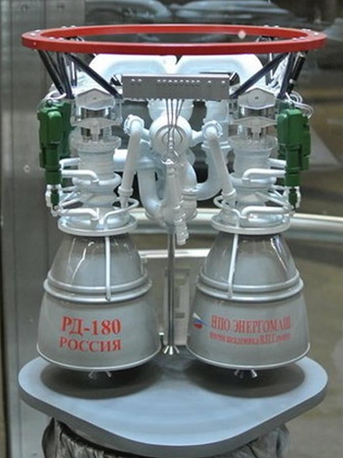 RD-180火箭发动机