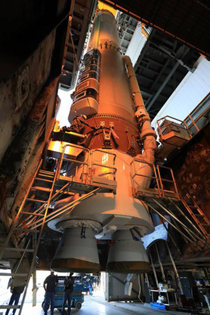 擎天神5号运载火箭(Atlas V)
