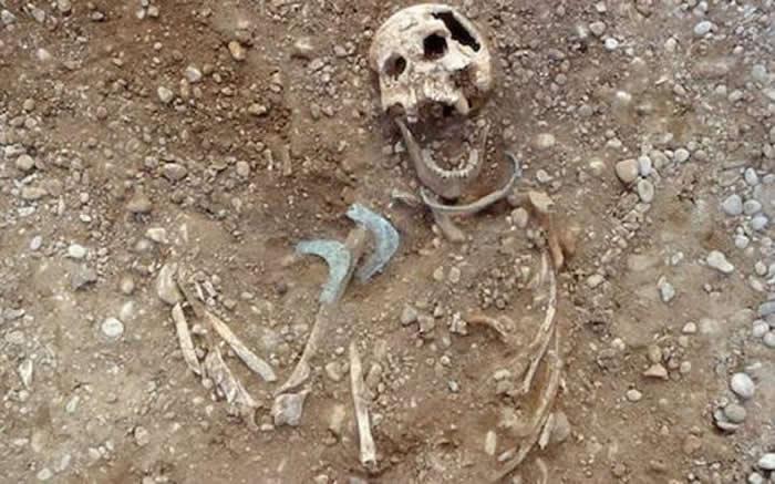 """德国考古学家:欧洲青铜时代""""女主外、男主内""""现象维持超过800年"""