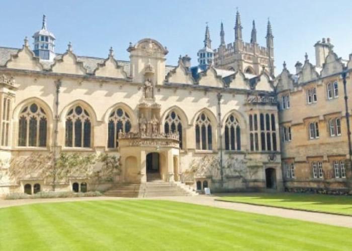 牛津大学卷入实验道德纠纷。