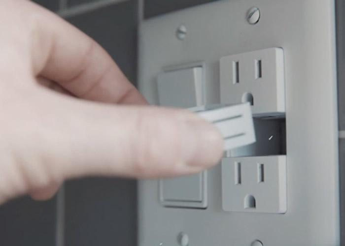 用家可因应需要换入不同的功能模组。