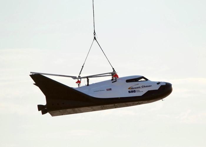 追梦者将成为主要太空运输工具。