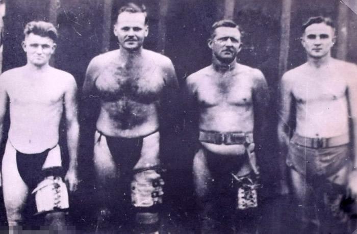 有战俘感染细菌或被虐待至需要截肢。