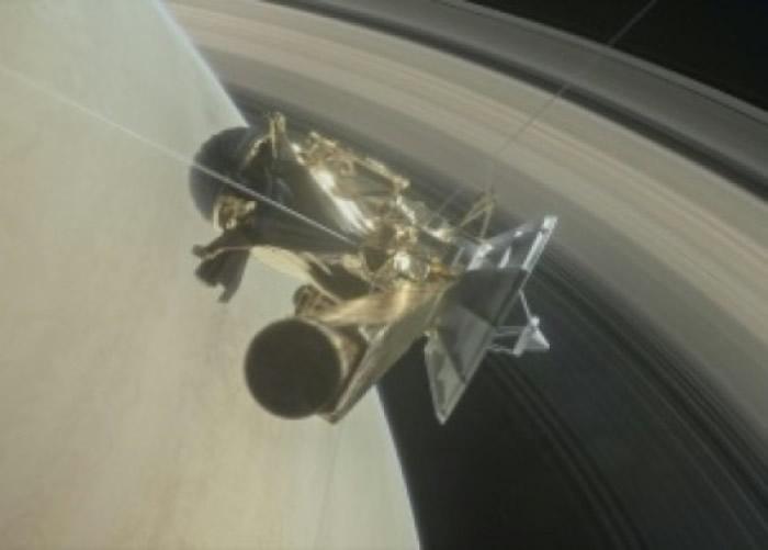 卡西尼号最后任务,NASA将直播自毁。