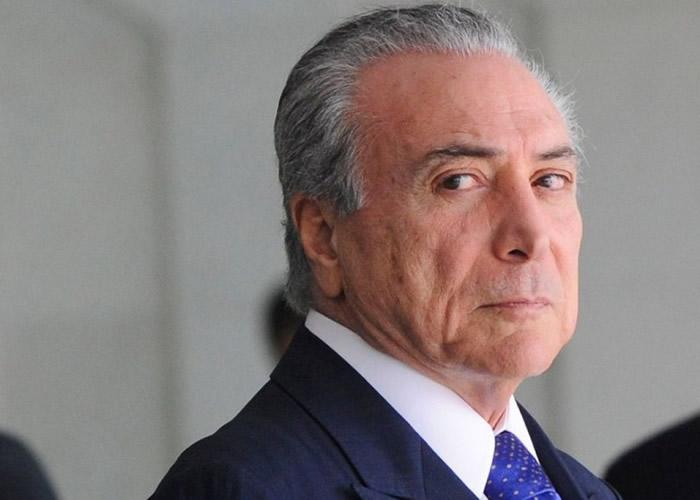 巴西总统特默(图)近年削减对少数民族的拨款,为人诟病。