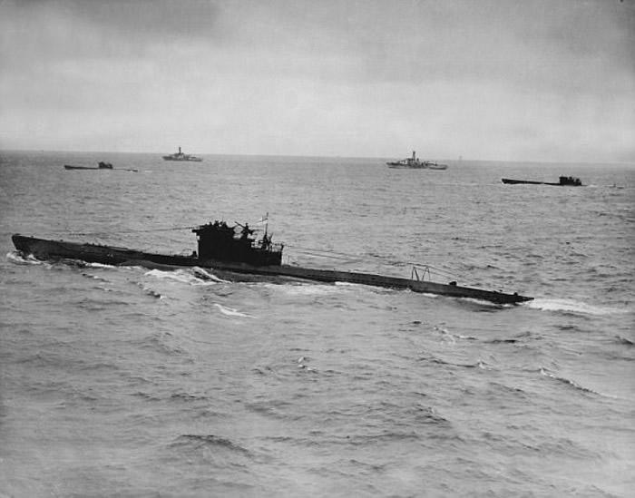 比利时水域发现德军一战UB-II型潜艇残骸 或藏23成员遗骸