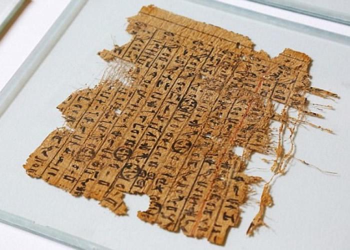 纸莎草纸揭示了当年建造金字塔时的水路运输方式。