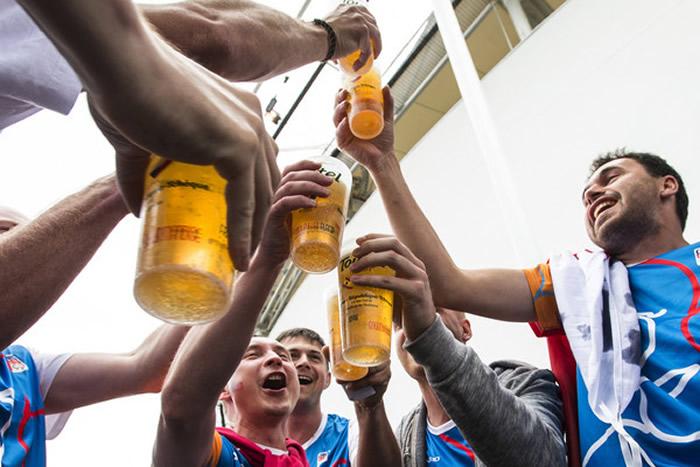 捷克是全球最不健康国家,主因是人均饮酒量高。
