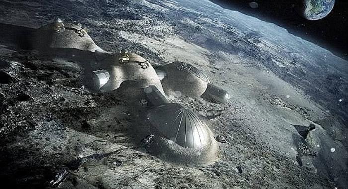 未来可能会有小孩在月球出生。