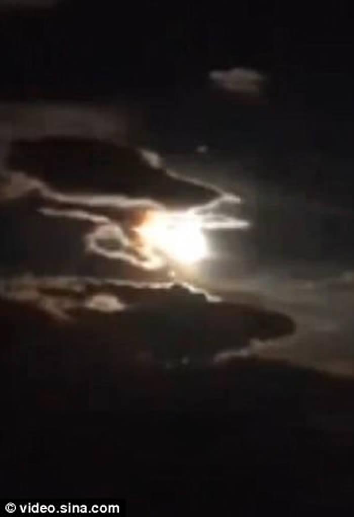小行星撞击云南:NASA证实爆炸威力相当于540吨TNT黄色炸药