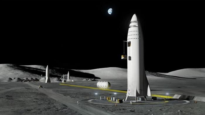 "SpaceX也研发一款单一星际火箭和太空船系统,代号""BFR""。"