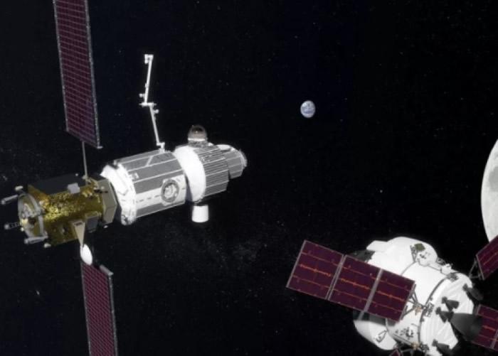 RSA将与NASA合作,一起在月球轨道上建设首个太空站。
