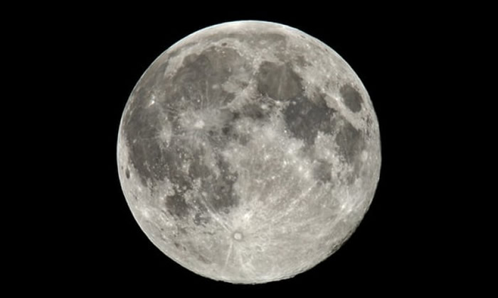 NASA表示,建立月球太空站属探索太阳系计划的一部分。
