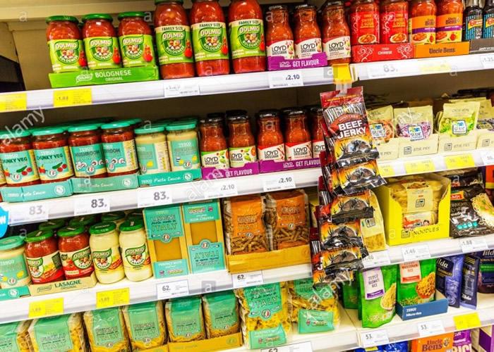 意粉酱是英国家庭常用的佐膳和调味食品。