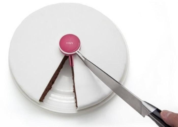 工具保证每件蛋糕大小绝对相同。