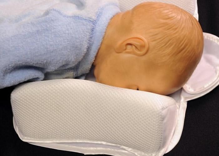 FDA指防侧睡枕或令初生婴儿出现呼吸困难。