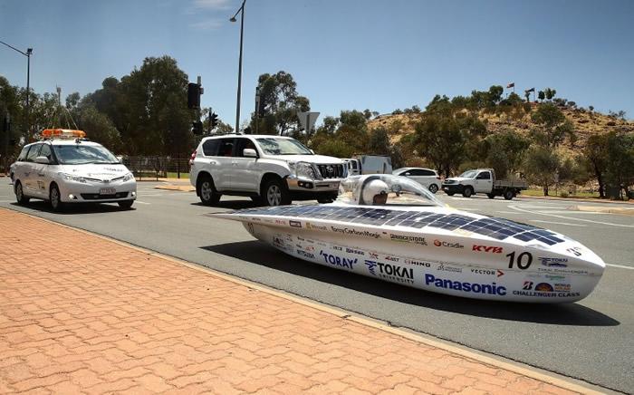 澳洲举办太阳能汽车大赛 盼推动再生能源