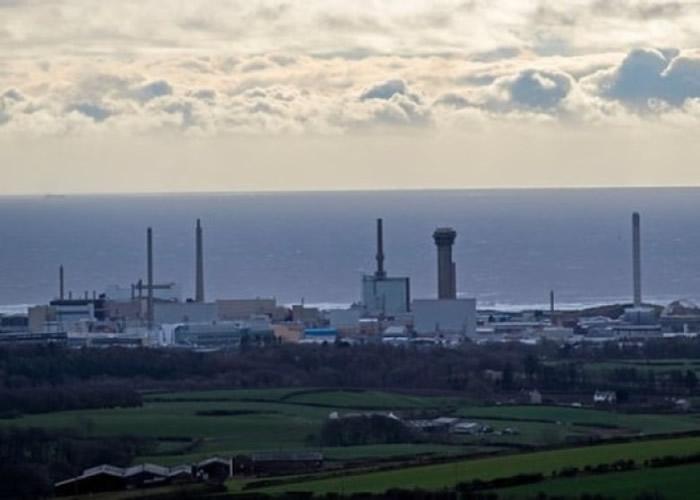 萨拉费尔德核电厂怀疑有放射性核素泄漏。