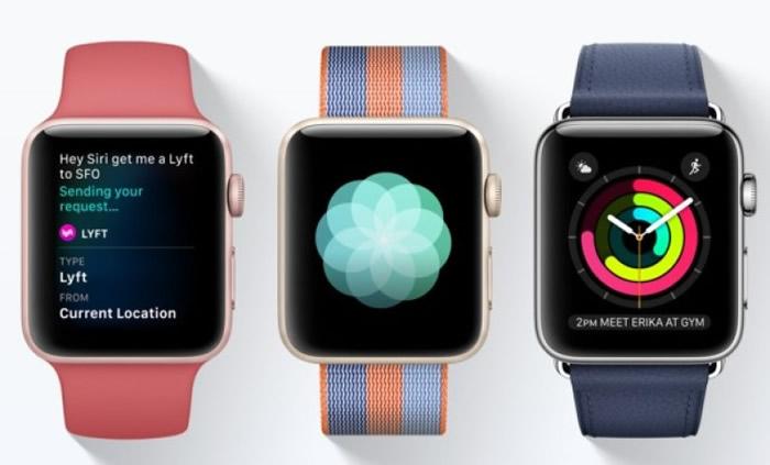 据悉,苹果正研究微型LED技术,可令Apple Watch无须整晚充电。