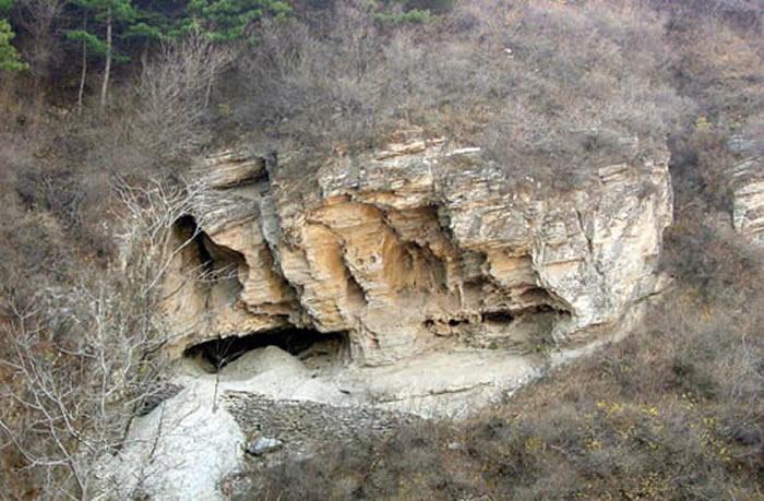 田园洞遗址外观图(付巧妹供图)