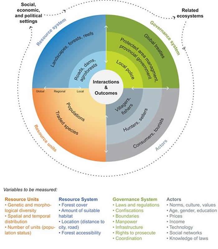 牛津期刊《生物科学》:野生生物贸易管理的跨学科方法