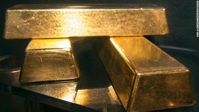 瑞士每年有价值200万美元的黄金碎屑流入下水道及污水处理厂