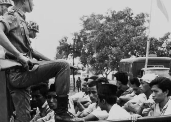 文件指美国政府当年对屠杀的来龙去脉了若指掌。