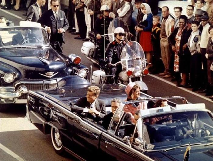 美国第35任总统肯尼迪1963年任内遭刺杀身亡 2891份机密文件解密