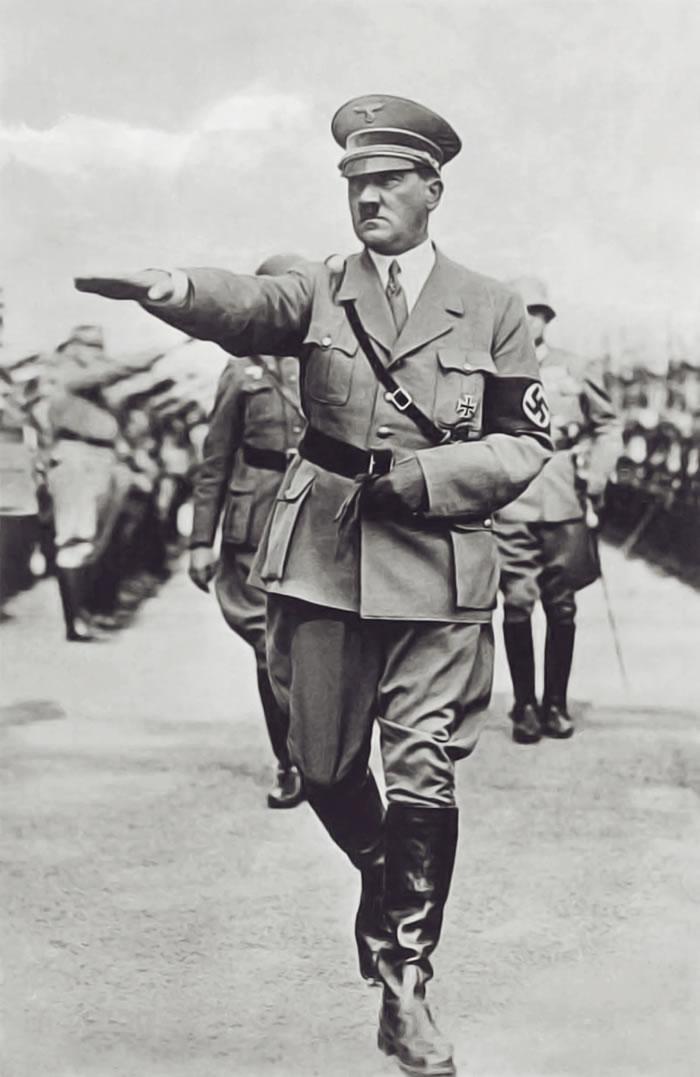 纳粹德国元首希特勒没有自杀?美国中情局:二战10年后他还活着