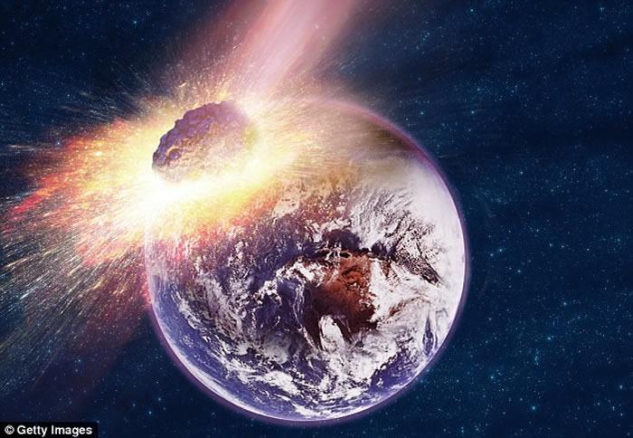 导致恐龙灭绝的大型小行星比此前科学家认为的更具破坏性