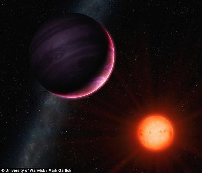 超大行星绕小恒星:天文学家在距离太阳系600光年的地方发现超巨大的怪兽级行星NGTS-1b