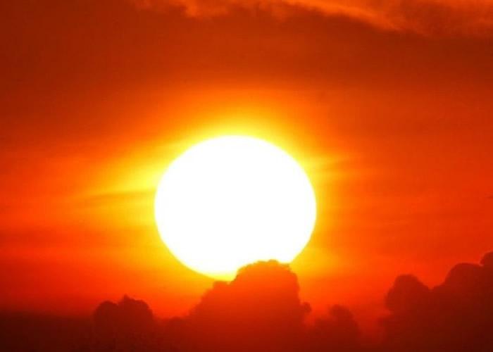 全球温度持续创新高。