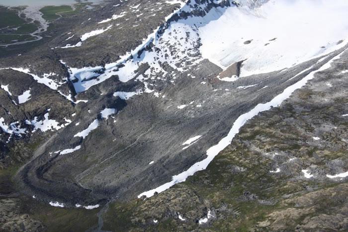 新研究发现早在1万4000年前加拿大西部的大部分地区就已经没有冰