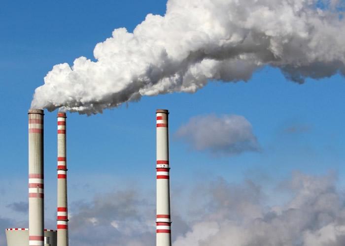 联合国呼吁各国加大减排温室气体力度。