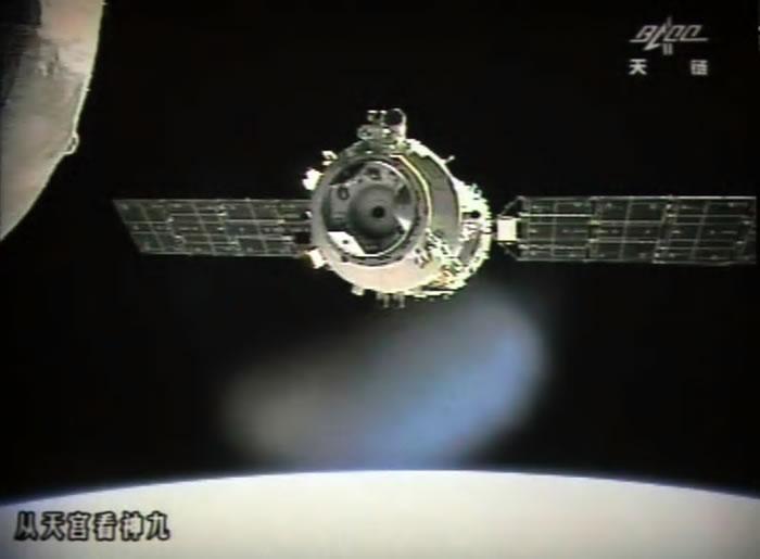 """中国太空站""""天宫一号""""2018年2月将坠落台北、北京、香港、纽约等大城市?"""