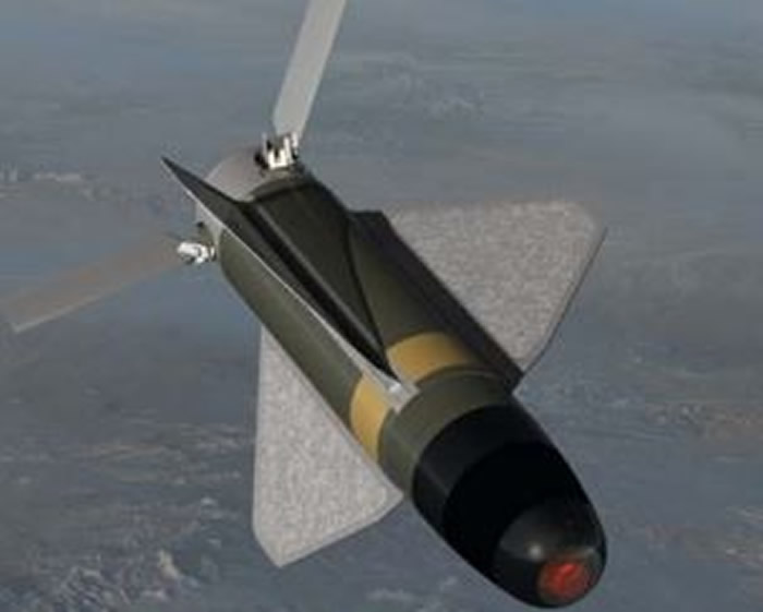 """解密""""轨道ATK""""Hatchet精准制导炸弹 误差仅1到3米"""