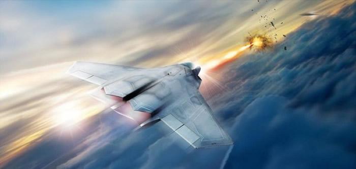 """美国空军计划5年内帮战机装""""反导激光炮"""""""