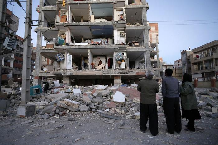 伊拉克、伊朗13日发生芮氏规模7.3强震