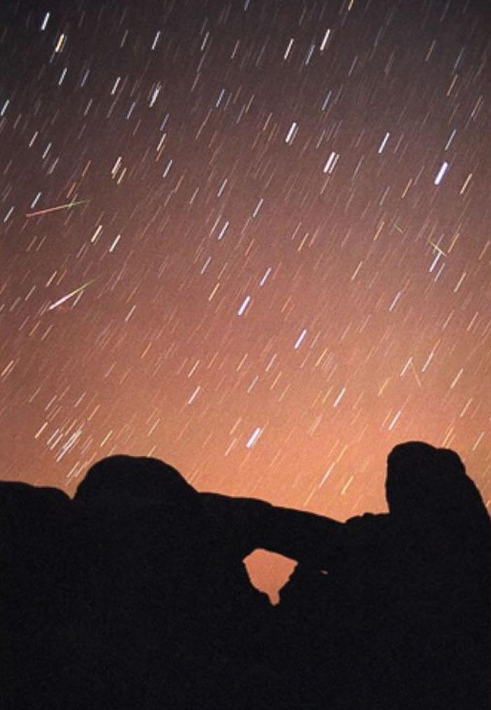 北半球迎来观赏狮子座流星雨最佳时机