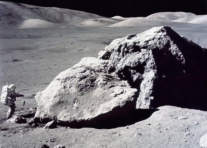 阿波罗17号是人类最后一次的登月任务。
