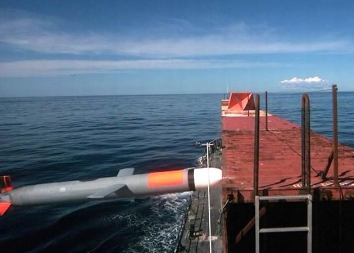 美国战斧巡航导弹有反舰能力。