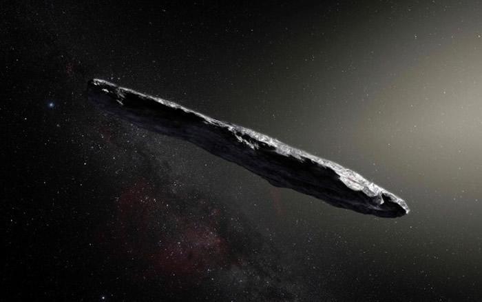 首个被证实由太阳系外飞来的小行星Oumuamua来自天琴座织女星附近 与地球擦身而过