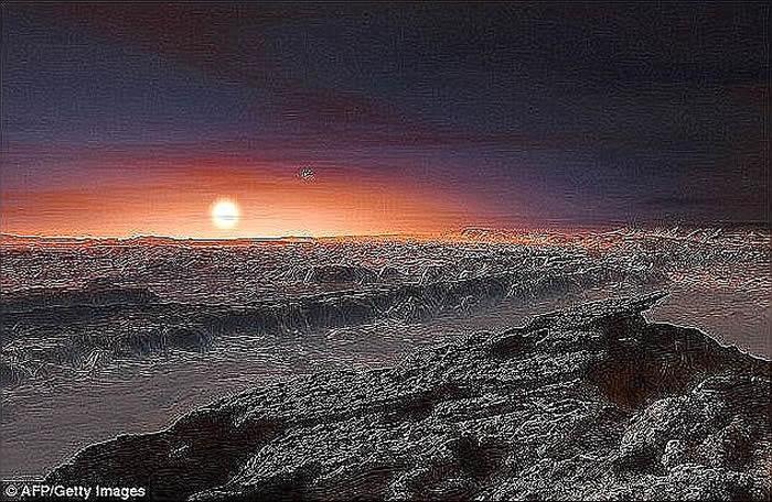 欧洲南方天文台在距离太阳系约11光年发现与地球颇为相似的行星Ross 128b 或有可能孕育生命